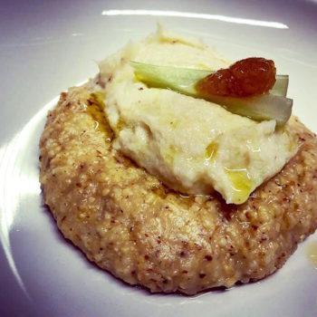 Cena Gourmet con marmellate Terra Aqua presso Ristorante Binomio