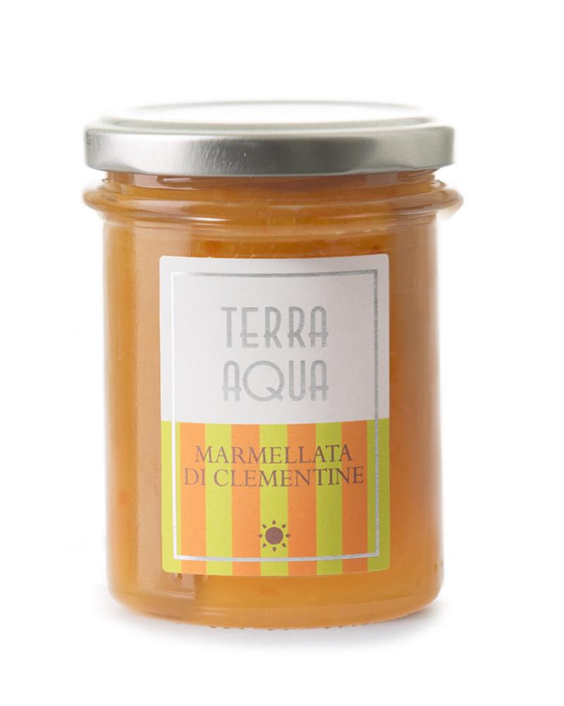Terra Aqua marmellata di clementine clementine coltivate e lavorate in sicilia