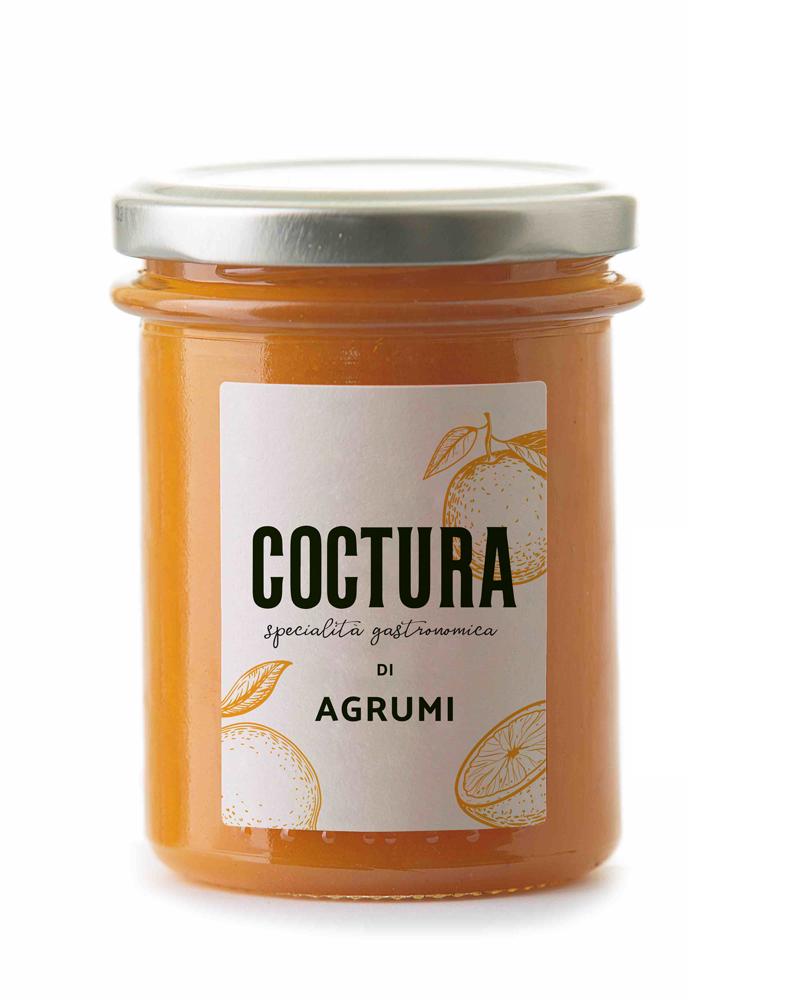 Linea Coctura specialità gastronomica di Agrumi misti - Specialità gastronomiche limoni agrumi