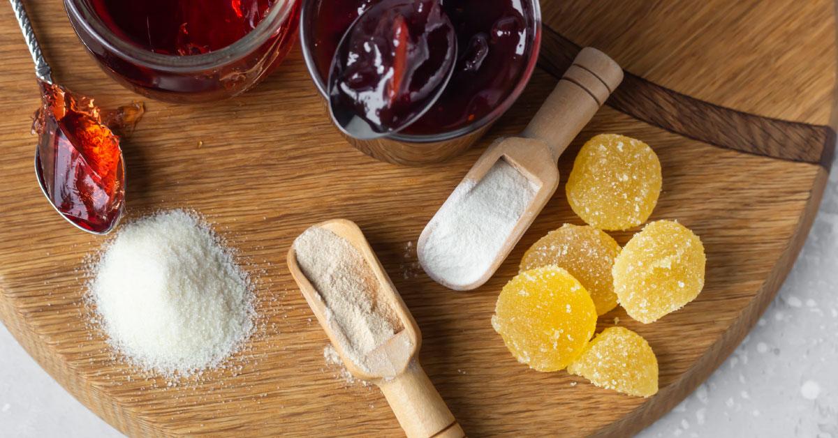 Zucchero, frutta e gelatine: cosa è la pectina?