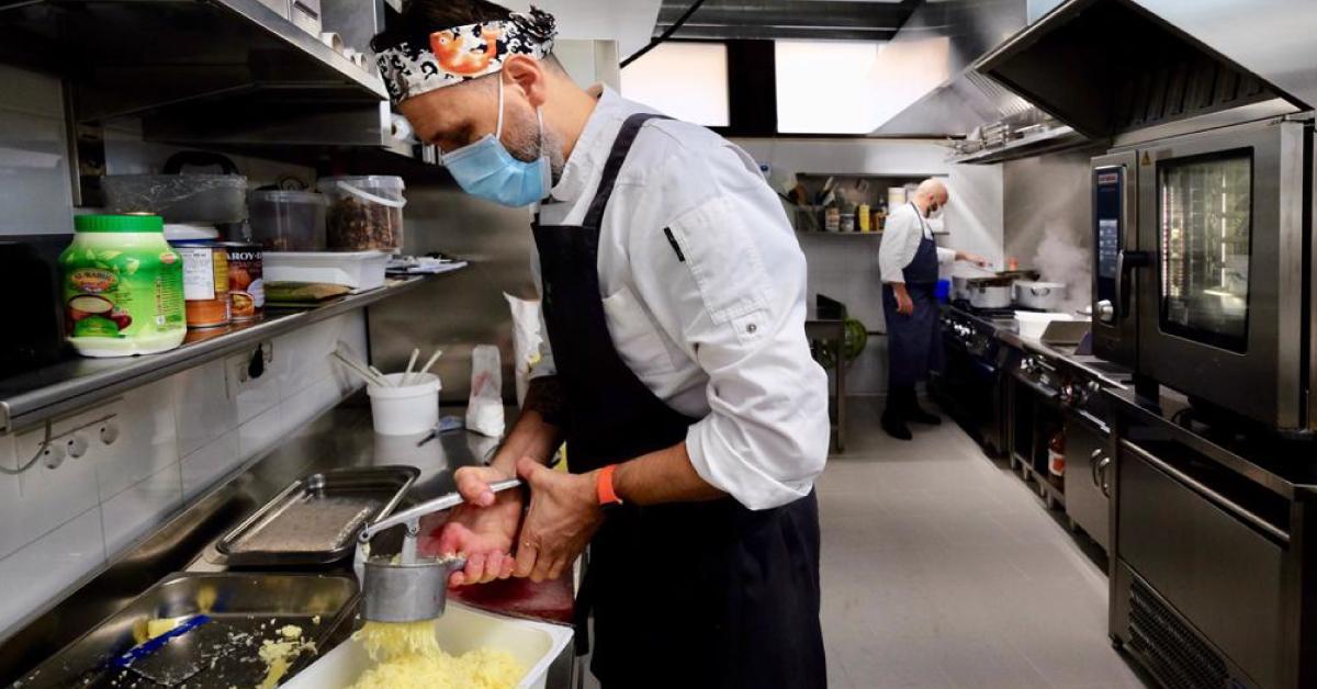 Intervista chef Nizzola